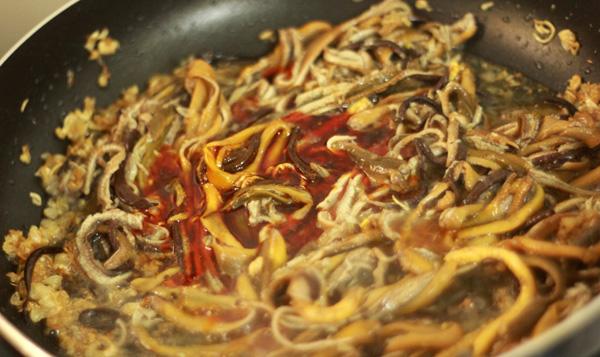 cách làm thịt lươn nấu cháo 3