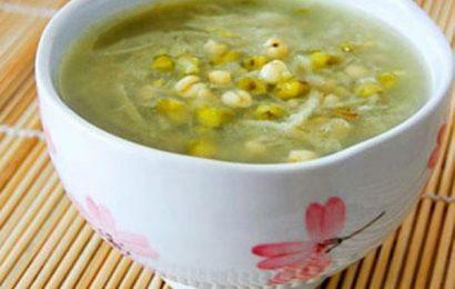 Cách nấu cháo hạt sen đậu xanh thơm ngon bổ dưỡng