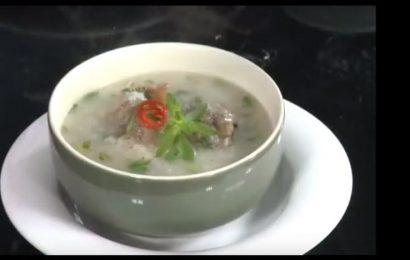 Cách nấu cháo lươn khoai môn đơn giản mà ai cũng biết