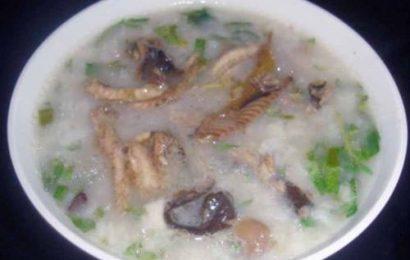 Cháo lươn nấu với rau gì để ngon nhất cùng tìm hiểu nha