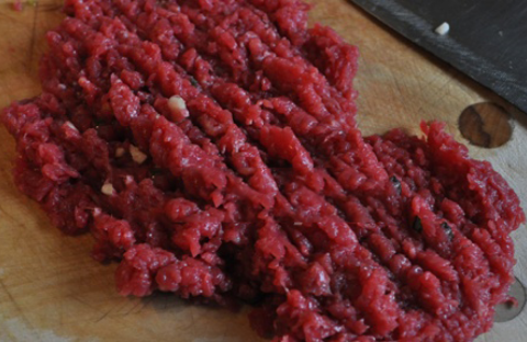 cháo thịt bò khoai lang 1
