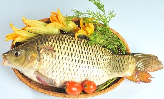cách nấu cháo cá chép an thai