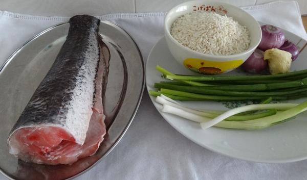 cách nấu cháo cá quả ngon