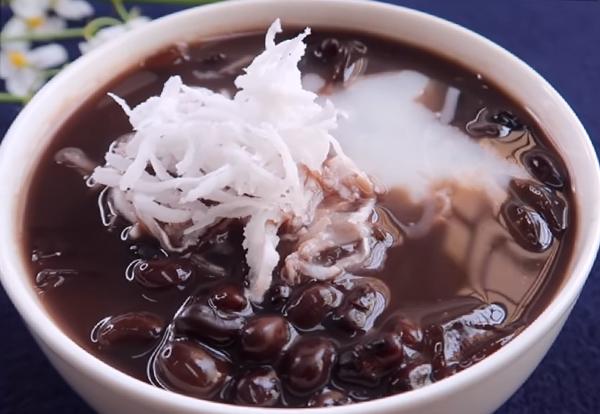 ăn chè đậu đen có tác dụng gì