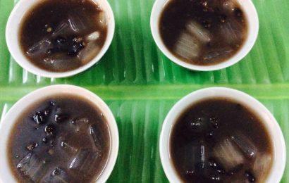 Hướng dẫn cách nấu chè nha đam đậu đen thanh mát, bổ dưỡng