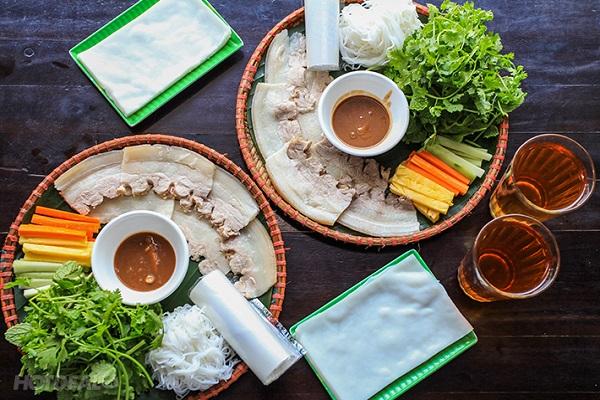 cách làm nước chấm bánh tráng cuốn thịt heo
